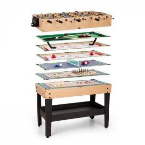 OneConcept Game-Star játékasztal 15 játékkal