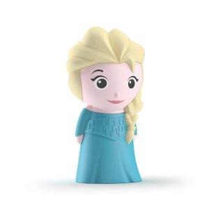 Jégvarázs Elsa kézi gyerek lámpa