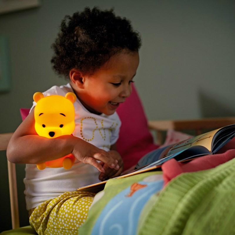 Philips Disney Micimackó hordozható gyerek lámpa. -10% d8c5509244