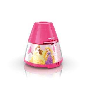 Philips Disney hercegnők gyerek éjjeli lámpa