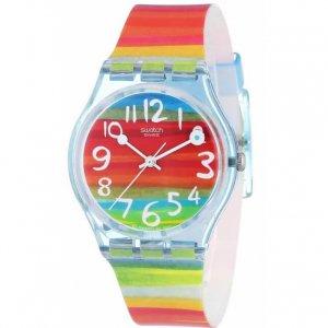 Swatch Colour the Sky gyerek karóra, színes