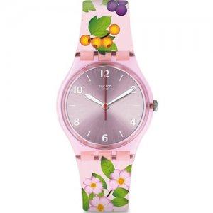 Swatch Merry Berry gyerek karóra lányoknak, rózsaszín