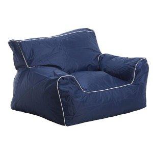 Chicco Optima gyerek babzsák fotel, kék