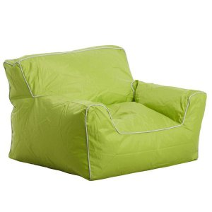 Chicco Optima gyerek babzsák fotel, zöld