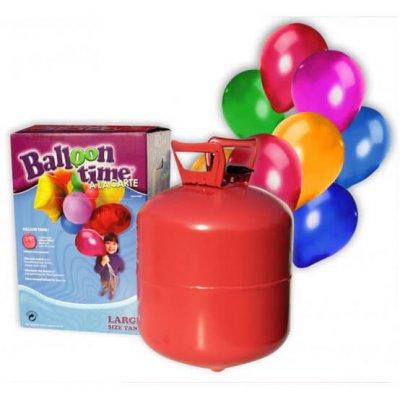 Hélium gáz - 60db lufihoz