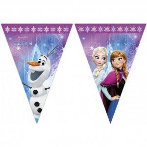 Jégvarázs (Frozen) girland, 2,3m