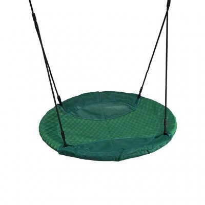 Winko fészekhinta vízálló textilből, zöld