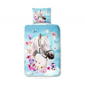 My Beauty lovas pamut gyerek ágynemű lányoknak