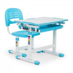 OneConcept Tommi gyerek íróasztal székkel