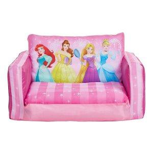 Princess Disney hercegnők felfújható kanapé gyerekeknek