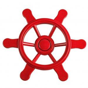 Swing King hajókormány kis kalózoknak, piros