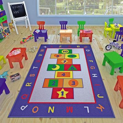 Game ugróiskola játszószőnyeg gyerekeknek 100x150 cm