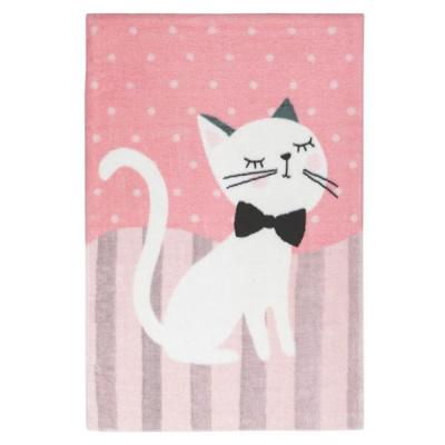 Proud Kitty büszke cicás gyerekszőnyeg 90x130 cm