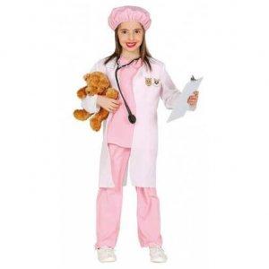 Állatorvos gyerek jelmez lányoknak
