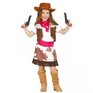 Cowboy lány jelmez