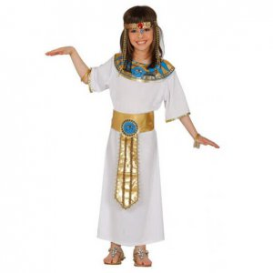 Egyiptomi hercegnő gyerek jelmez lányoknak