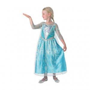 Jégvarázs Elza hercegnő jelmez kislányoknak