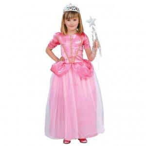 Hercegnő gyerek jelmez kislányoknak