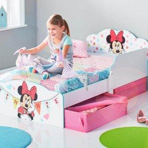 Minnie Mouse Bow Toddler gyerekágy kislányoknak