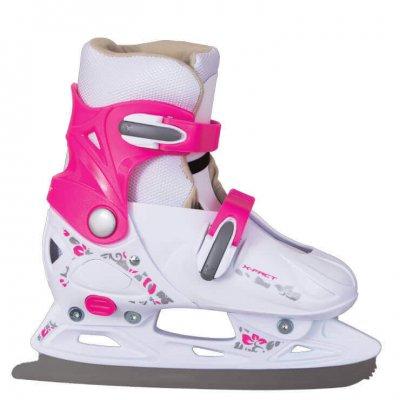 X Fact Magic Girl 2.0 Gyerek jégkorcsolya kislányoknak, rózsaszín