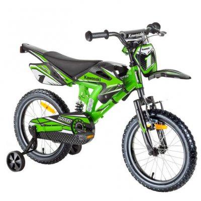 """Kawasaki Sairensa 16"""" gyerek kerékpár"""
