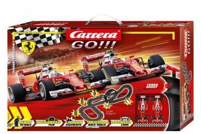 Carrera Go 62505 Ferrari Race Spirit