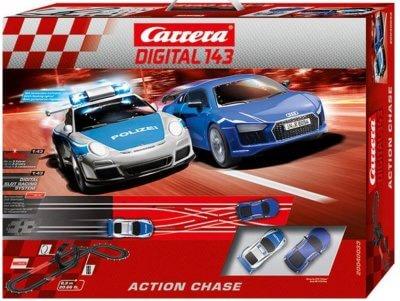 Carrera D143 40033 Action Chase